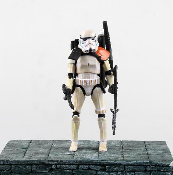 """6"""" Black Series Wars Action Darth Vader Boba Fett Stormtrooper"""