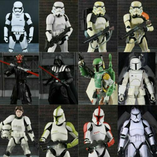 6 black series star wars action figure