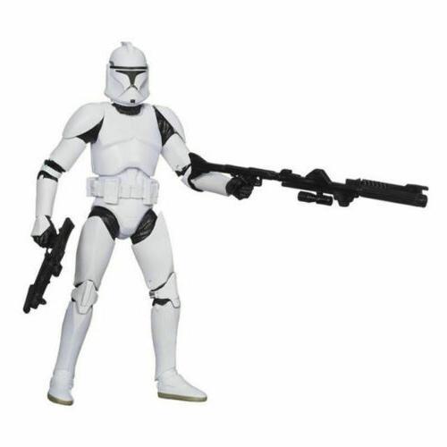"6"" Black Series Star Wars PVC Action Clone Trooper Boba Stormtrooper"