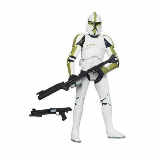"6"" Series Wars Action Figure Clone Boba Stormtrooper"