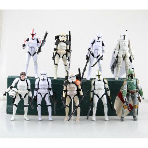 """6"""" Series Wars Figure Clone Stormtrooper"""