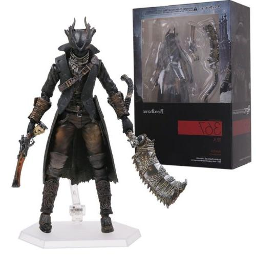 figma 367 bloodborne hunter action figure collection