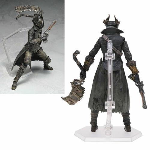 Figma Bloodborne Hunter Action Figure Gift New Box