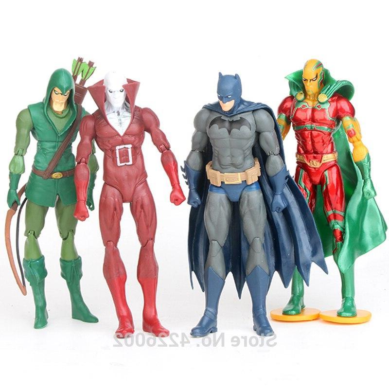 6'' <font><b>DC</b></font> Comics Batman Green <font><b>Figures</b></font> Mr. Kids for Children