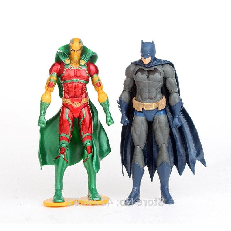 6'' <font><b>DC</b></font> Comics Batman <font><b>Figures</b></font> Superheroes Movable Figurines Dolls Kids Toys Children