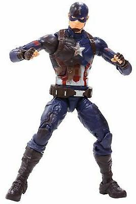 Marvel America: Civil Figure Pack