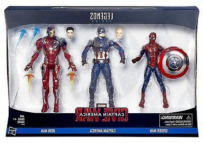 Marvel Figure Pack