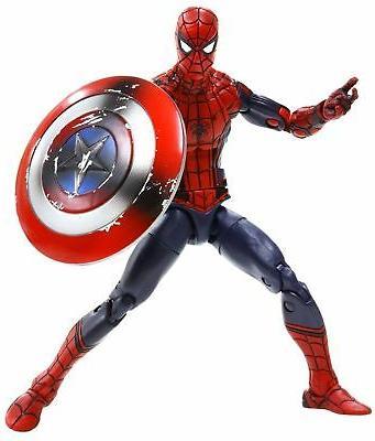 Marvel 6-Inch Captain America: War Figure 3