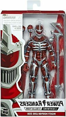 Power Rangers 6-Inch Lightning Collection Collectible Figure