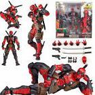"""6"""" Marvel Superheroes Deadpool Action Figure  Toys Kids Gift"""