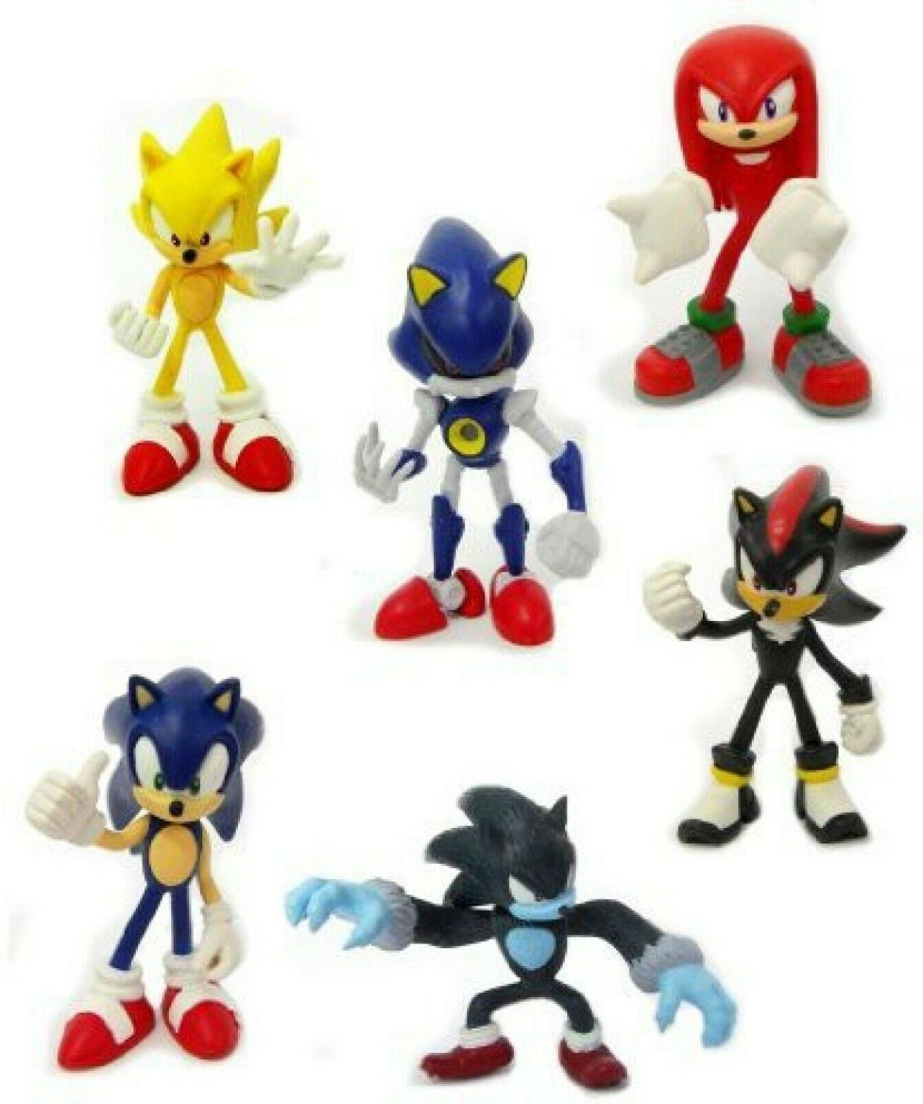 6 Pcs Toppers Toys USA