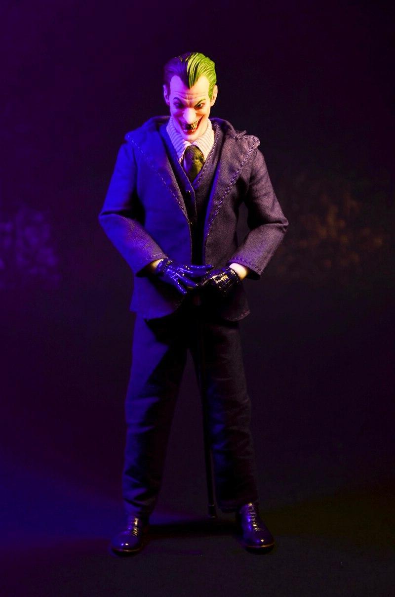 6inch 15cm Dark Joker <font><b>Action</b></font> Toy Doll