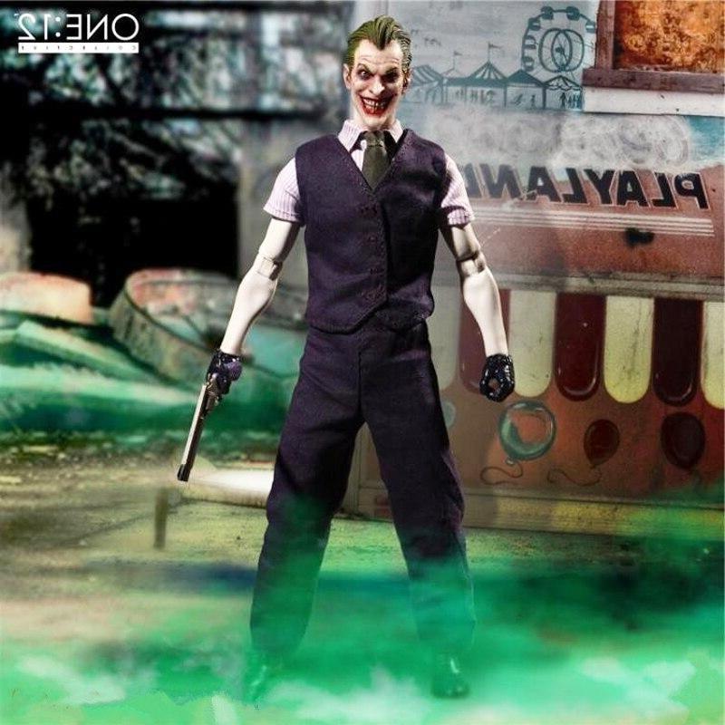 6inch One:12 Comics The Dark The Joker Toy