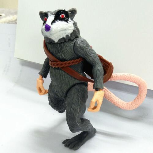 6 Mutant Ninja Figures Classic Toys