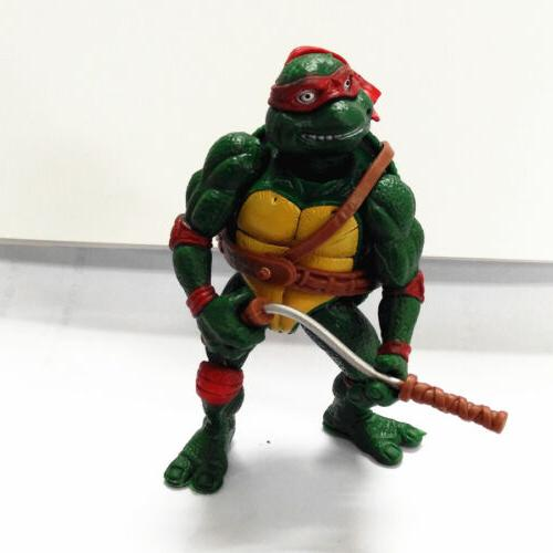 6 PCS Mutant Ninja 2nd Figures Classic Collection
