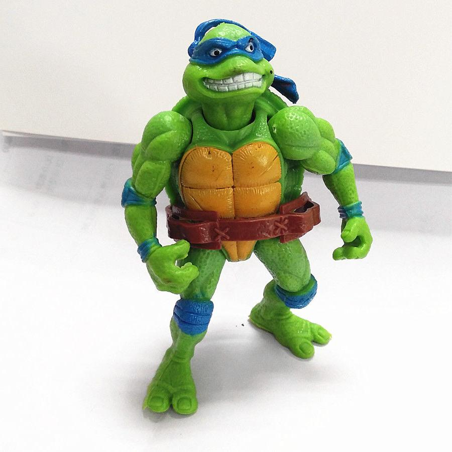 6pcs Teenage Mutant Turtles Collection Toys