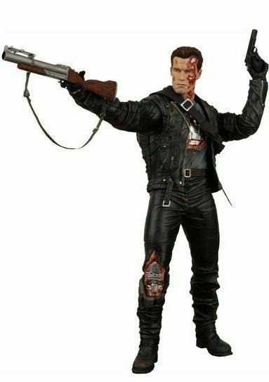 NECA Terminator Action Figure toy