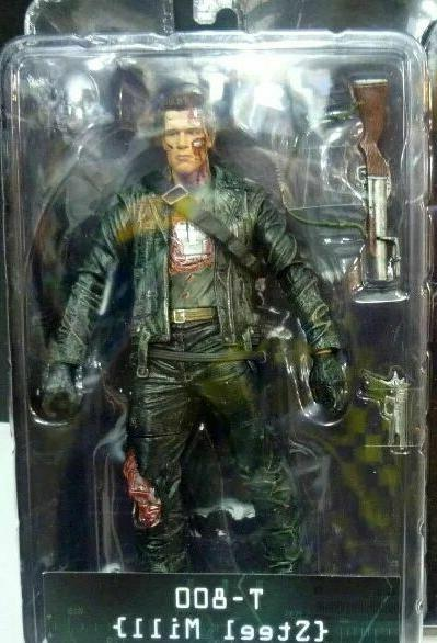 NECA 7 inch The Terminator T-800 Action