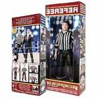"""WWE 7"""" Inch Three Counting And Talking Wrestling Referee Act"""