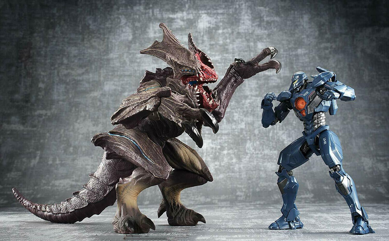 "8"" Pacific Rim Sofvi Monster Toy"