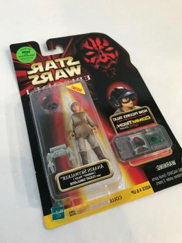 '99 1 Anakin Skywalker Pilot Accessories