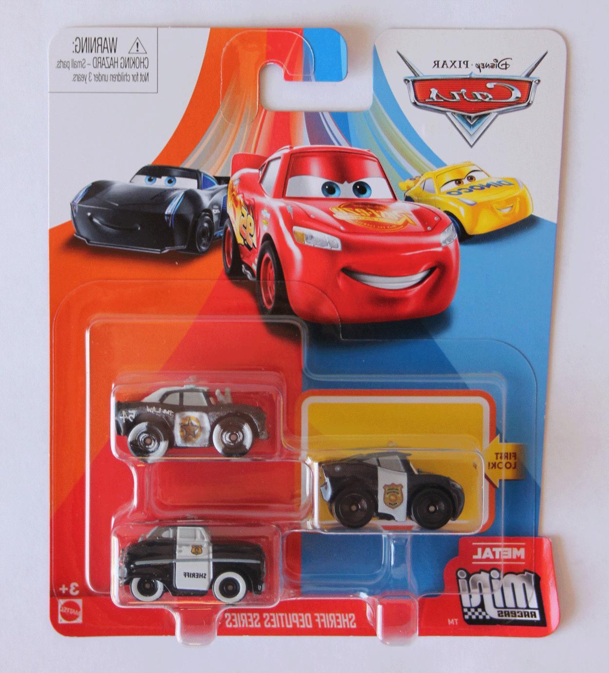 Disney/Pixar Cars Lightning McQueen Vehicle