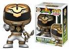 Funko POP Television: Power Rangers White Ranger Toy Figure