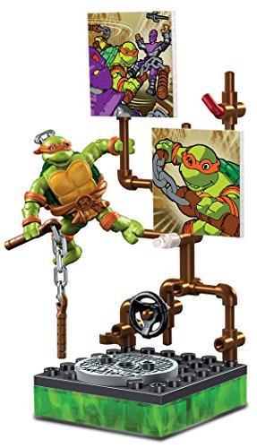 Mega Ninja Turtles Collectors Classic Michaelangelo