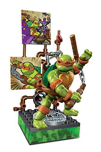 Mega Bloks Ninja Turtles Collectors