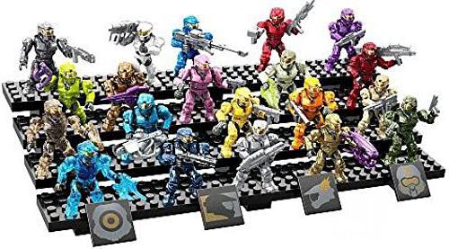 97520 Mega Construx Halo Exclusive Spartan Tribute Set
