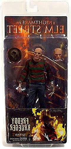 "NECA - A Nightmare on Elm Street ""Freddy Krueger"" 7"" Action"