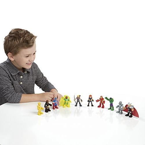 Playskool Marvel Hero Ultimate 2.5-Inch for 3 and Up -
