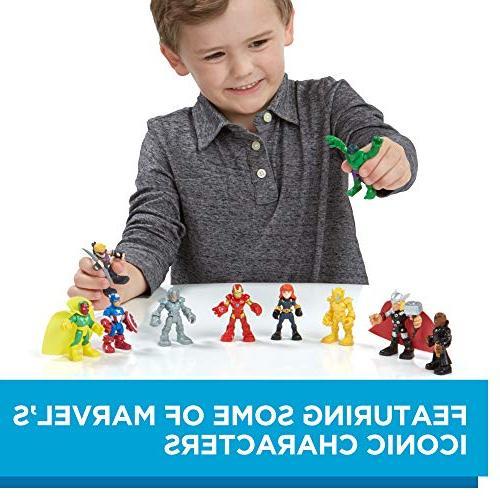 Playskool Hero Hero Set, 10 for Kids and Up -