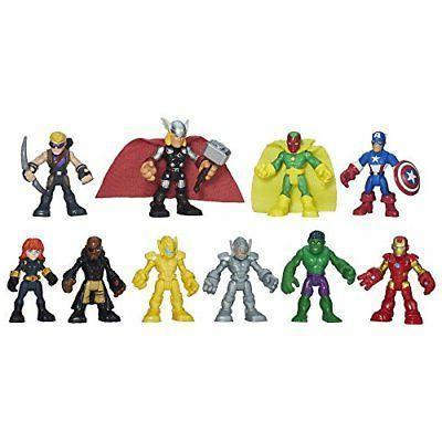 Playskool Heroes Marvel Super Hero Adventures Ultimate Super