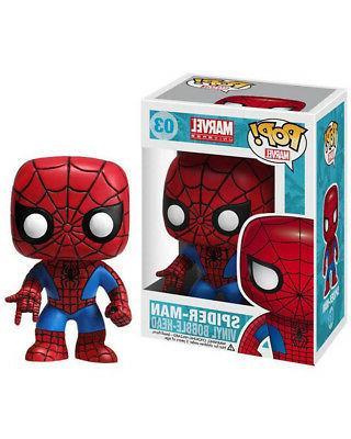 Spiderman Bobble Head