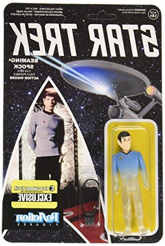 Star Trek: The Original Series Beaming Spock ReAction 3 3/4-