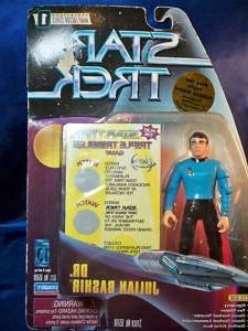 Star Trek: Warp Factor Series 1 Dr. Julian Bashir Action Fig