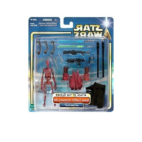 Star Wars: Episode 2 Arena Conflict Accessory Set