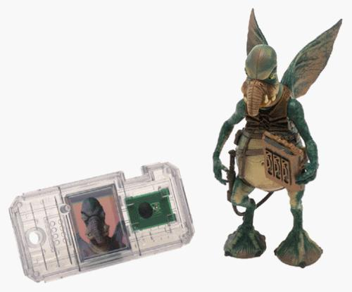 Star Wars Episode I Watto Action Figure with Datapad