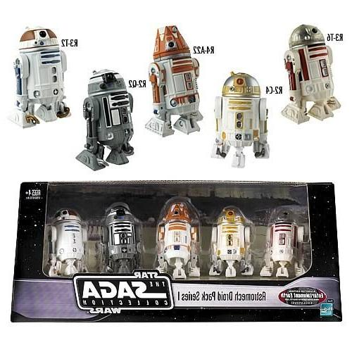 Star Wars: The Saga Collection > Astromech Droid Pack 1 Acti
