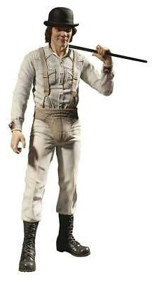 Mezco A Clockwork Orange Alex DeLarge 12-Inch Action Figure