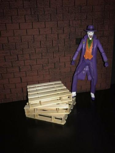 Action Figure Diorama Pallet Diorama Accessories!!
