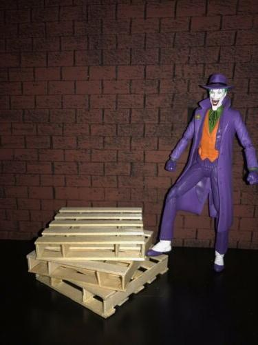 Action Figure Pallet Pack!! Diorama Accessories!!