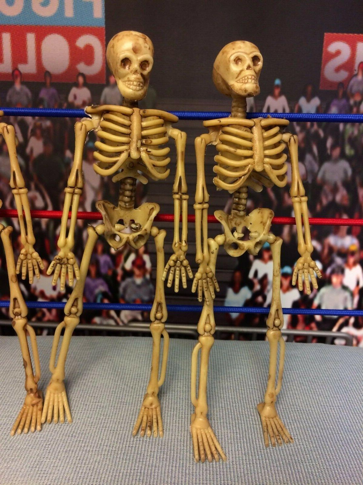 Action Display Accessory Skeletons Lot Accessories Kombat