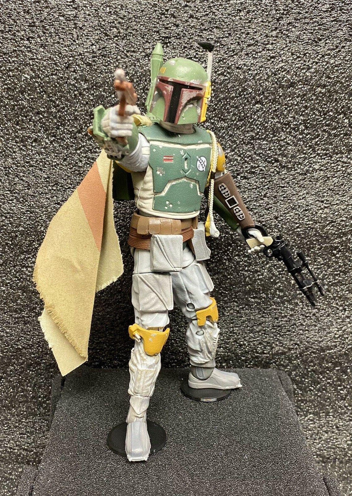 Action Figure Fits Wars and Other Figures