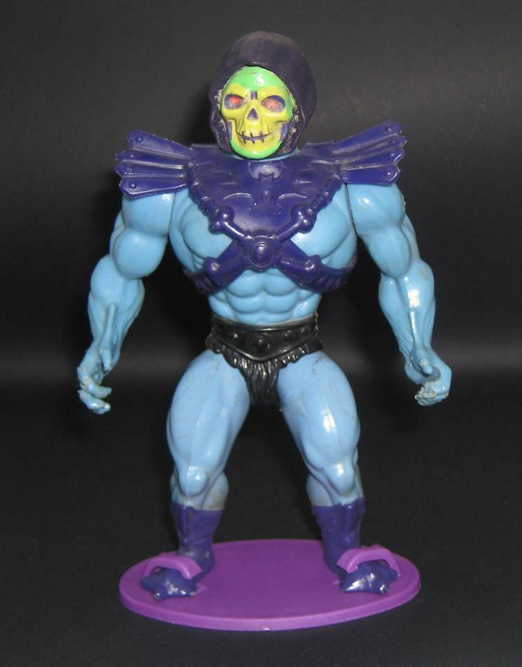 Action Stands Vintage Masters Universe -