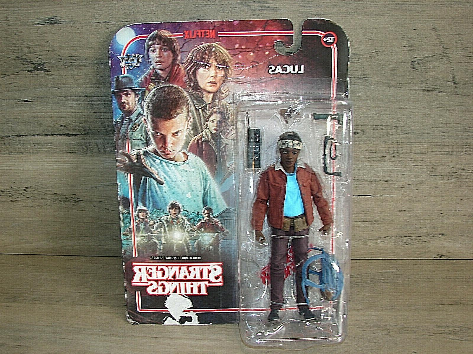 McFarlane Toys Action Figure - Stranger Things - LUCAS SINCL