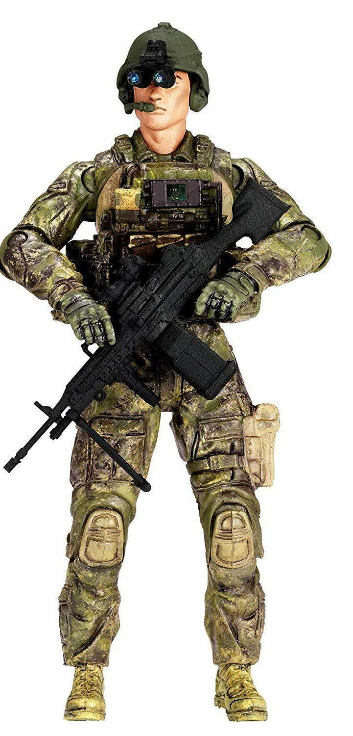 ELITE ACTION TOY KIDS MILITARY ACCESSORIES PLAY SET