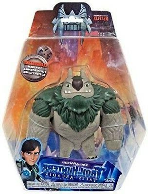 action figure trollhunters argh new toys vinyl