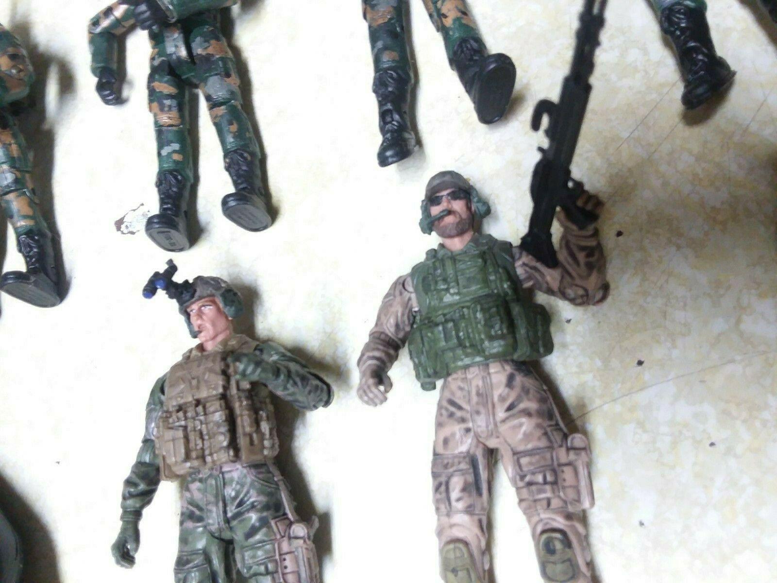Action 1:18 Elite Force play Set Toy Ranger set